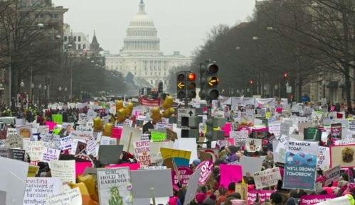 """""""Ženski marš""""u Vašingtonu 2"""