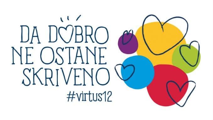 Otvoren konkurs za Virtus nagradu za filantropiju 1