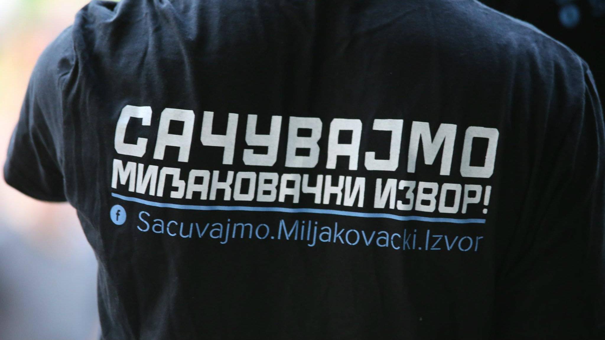 Čuvari Miljakovačkog izvora: Gerilska borba za građanska prava 3