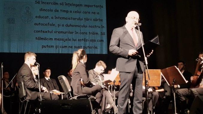 Vukosavljević: Iz poruka Svetog Save izvući pouke 1