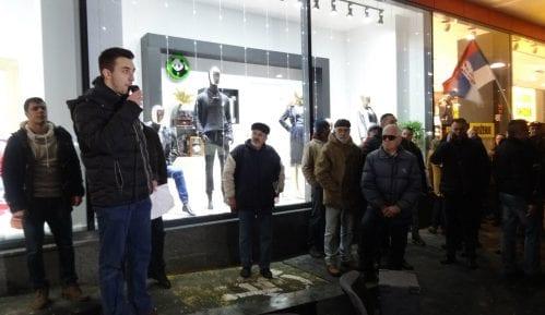 Građanski protesti održani u Kuršumliji, Zrenjaninu i Trsteniku 12