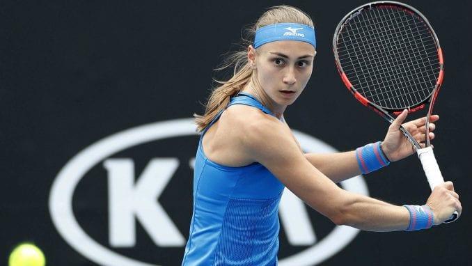Krunićeva jedina srpska teniserka među prvih 100 na WTA listi 4