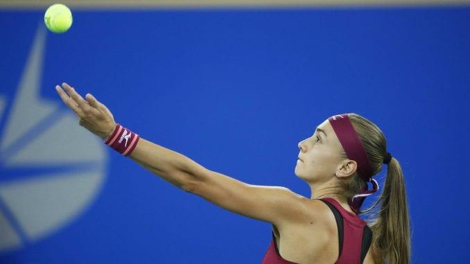 Krunić zadržala 57. poziciju na WTA listi, pad Olge Danilović 1