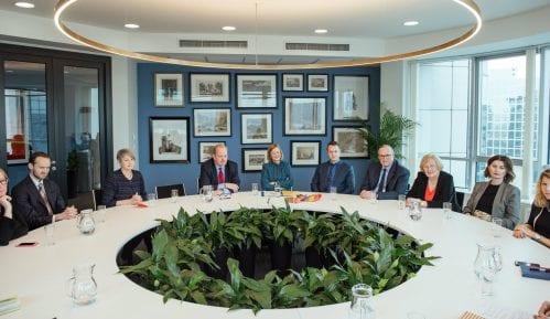 Otvorene nove prostorije Ambasade Holandije na Novom Beogradu 1