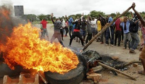 Zimbabve: Predsednik najavio kazne zbog nasilja nad demonstrantima 8