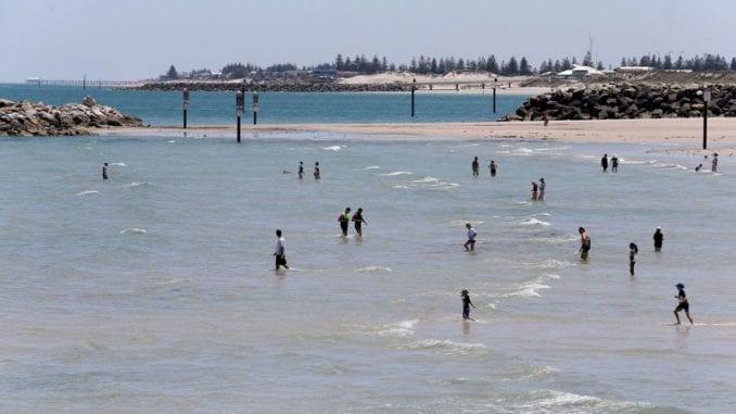 Rekordno visoke temperature u Australiji 1