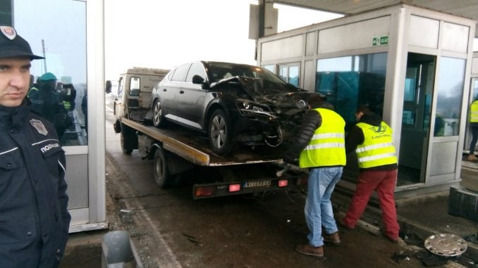 Odloženo suđenje Babićevom vozaču za nesreću na naplatnoj rampi Doljevac 3