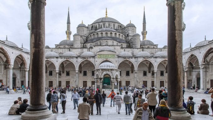 Turski sud sutra odlučuje da li će Aja Sofija ponovo biti džamija 3