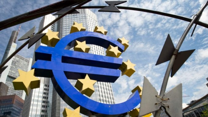 Evropska centralna banka odbacuje mogućnost otpisa dugova 1