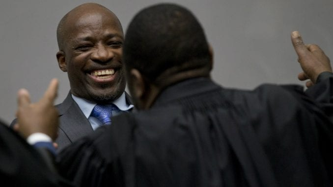 Međunarodni krivični sud u Hagu oslobodio bivšeg predsednika Obale Slonovače 1