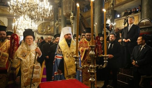 Ukrajinska crkva primila ukaz o nezavisnosti 2