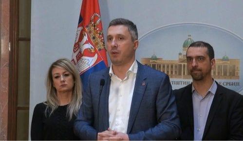 Obradović pitao ko u MUP-u Srbije prisluškuje opoziciju i novinare 13