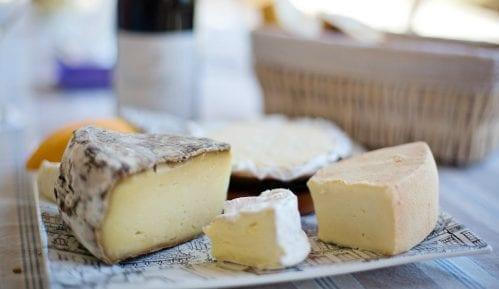 Tri zemlje lideri u proizvodnji i izvozu sira u EU 8