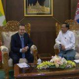 Dačić u Mjanmaru o jačanju političkih odnosa dve države 9