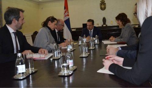 Dačić i Šib: Robna razmena Srbije i Nemačke premašila 4 milijarde evra 1