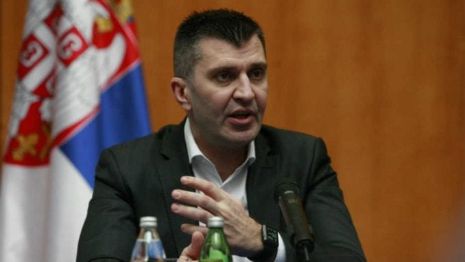 Đorđević: Sporazum Vlade i radnika Republičkog geodetskog zavoda mora da se sprovede 3