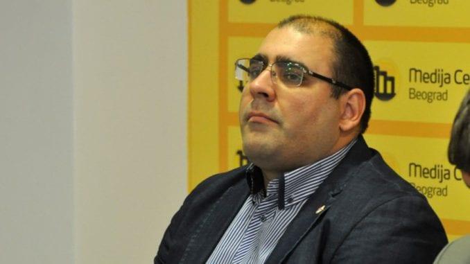 UNS: REM će tražiti od TV Kopernikus ukidanje emisije Vladimira Đukanovića do izbora 5