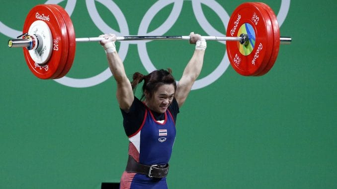 Četvoro šampiona u dizanju tegova pozitivno na doping 1