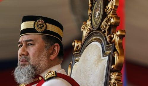 Kralj Malezije Muhamed V se odrekao prestola 11