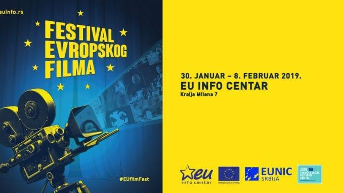 Festival evropskog filma u Beogradu od 30. januara 1