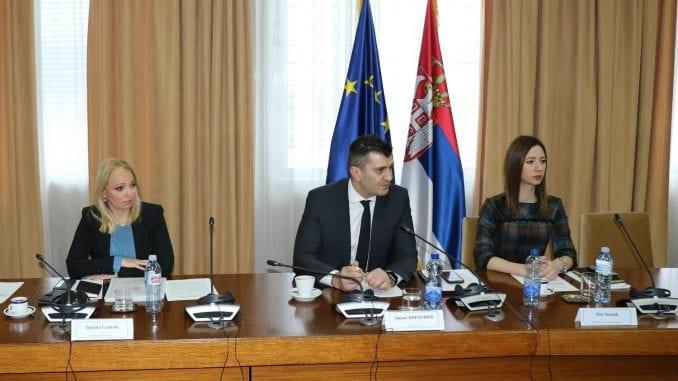 Đorđević: Tim za praćenje ekonomskih migracija sprečava odlazak ljudi iz Srbije 1