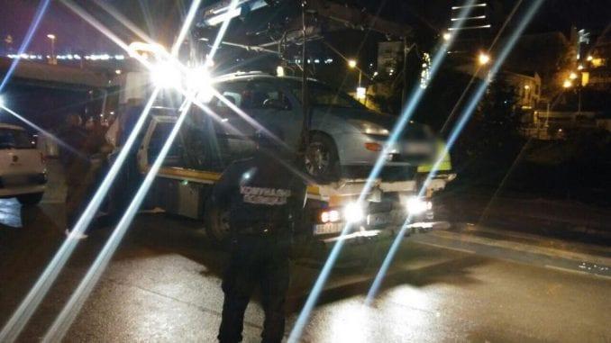"""Privremeno oduzeto vozilo """"divljem"""" taksisti 4"""