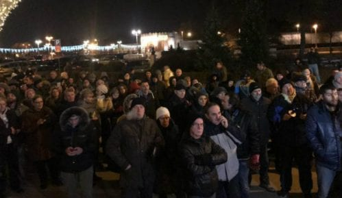 """Večeras prvi niški protest """"1 od 5 miliona"""" 1"""