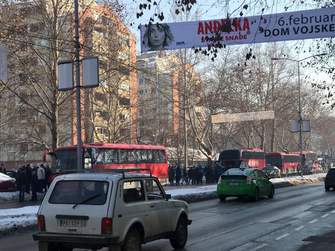 Oprečni podaci o broju Nišlija koji dolaze na doček Putina 2