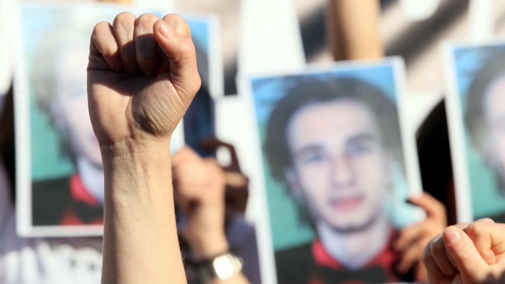 """Na zahtev Eparhije banjalučke policija zabranila okupljanja grupe """"Pravda za Davida"""" 1"""