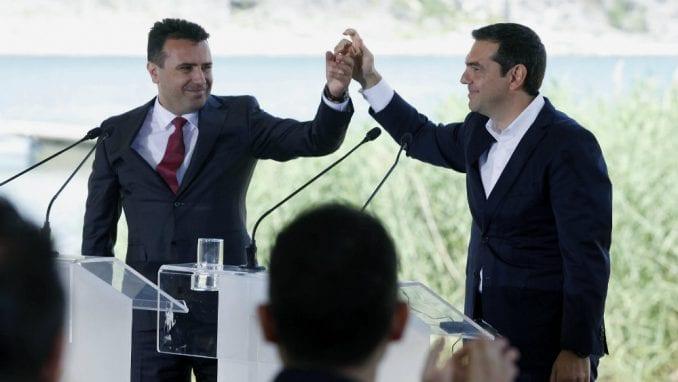 Krivokapić nominovao Ciprasa i Zaeva za Nobelovu nagradu za mir 1