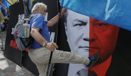 Kijev: Sud proglasio Viktora Janukoviča krivim za izdaju 10