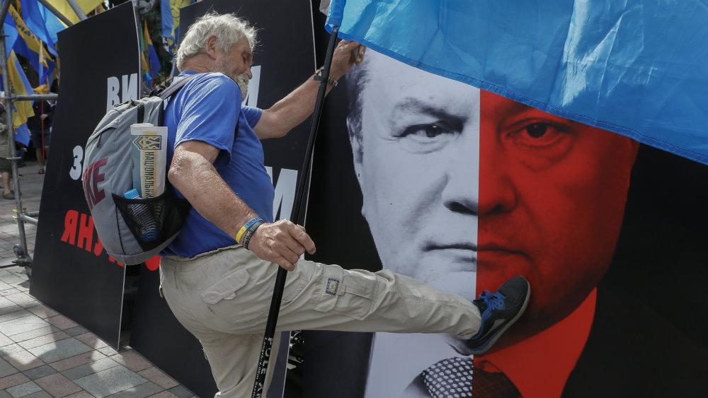 Kijev: Sud proglasio Viktora Janukoviča krivim za izdaju 1