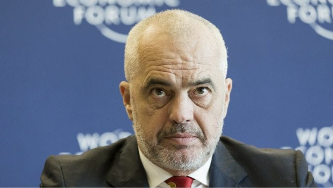 Rama: Priština ugrožava spoljnu politiku Albanije 4