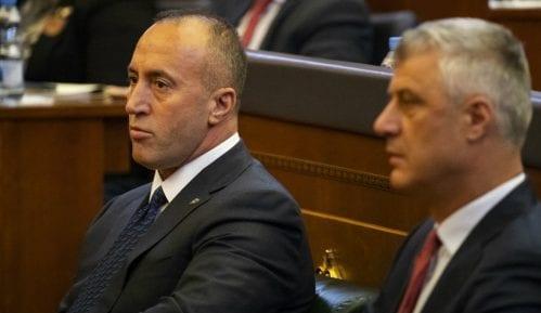 Tači i Haradinaj pozdravili usvajanje rezolucije o genocidu Srbije na Kosovu 14