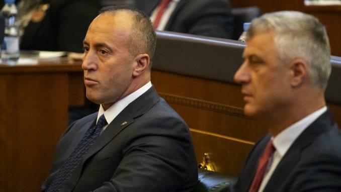 Tači i Haradinaj posle poziva iz Specijalnog suda izrazili podršku Veseljiu 1