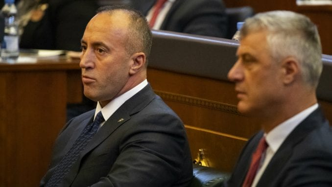 Haradinaj poručio Tačiju da je Ustavni sud do sada dvojicu predsednika poslao kući 3