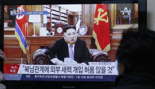 Kim zapretio promenom stava prema SAD ako budu zadržane sankcije 8