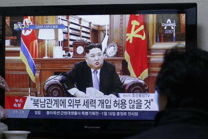 Kim zapretio promenom stava prema SAD ako budu zadržane sankcije 1