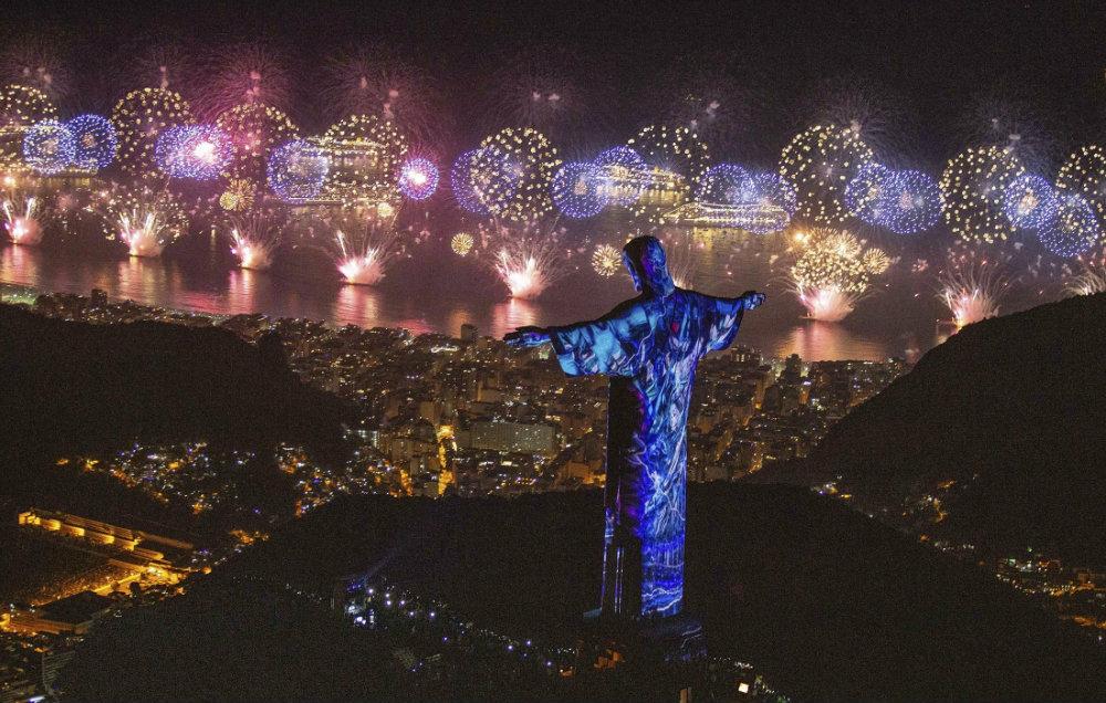 Nova godina stigla i na američki kontinent 2