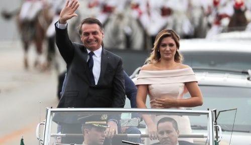 Žair Bolsonaro položio zakletvu kao predsednik Brazila 9