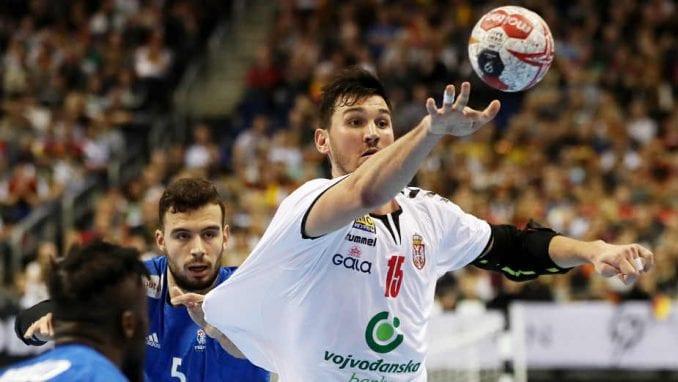 SP: Poraz hrabre Srbije od Francuske 4