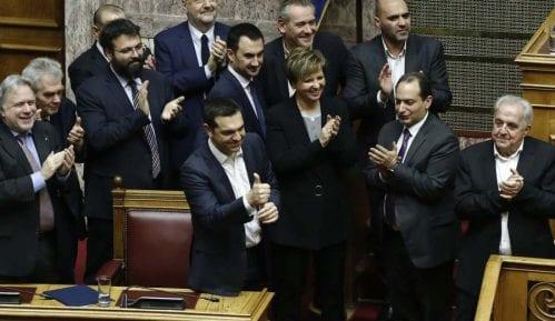 Grčka ratifikovala sporazum o imenu Makedonije 3
