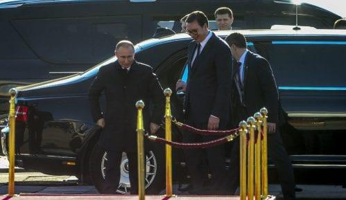 Svetski mediji: Putin učvršćuje veze u Beogradu 3