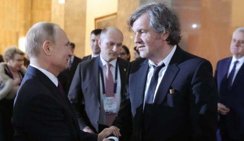 Kusturica razgovarao sa Putinom 7