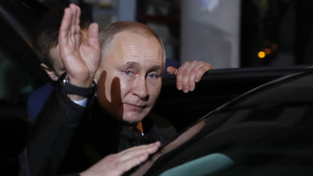 Putin u poseti Srbiji: Hvala na prijateljstvu. Spasiba za družbu (UŽIVO) 1