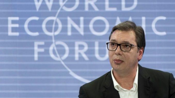 Vučić u Davosu: Biće zanimljiv susret s Tačijem, očekujem civilizovanu raspravu 3