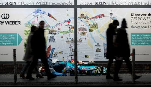 U Nemačkoj od hladnoće umrlo 10 beskućnika 9