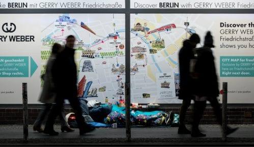 U Nemačkoj od hladnoće umrlo 10 beskućnika 15