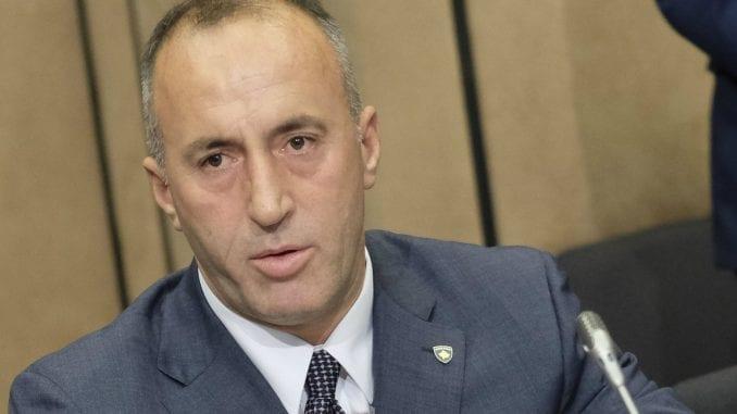 Haradinaj: Dijalog blokiran zbog teritorijalnih pretenzija Srbije, a ne zbog taksi 1