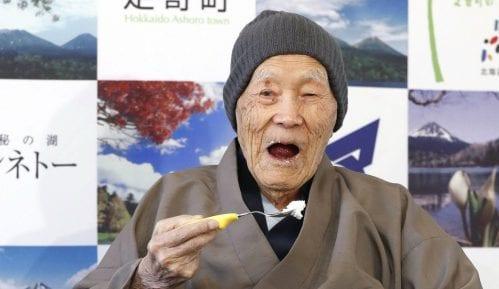 Preminuo najstariji muškarac sveta - Japanac Masazo Nonaka 3